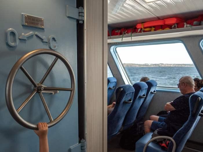 sein bateau interieur