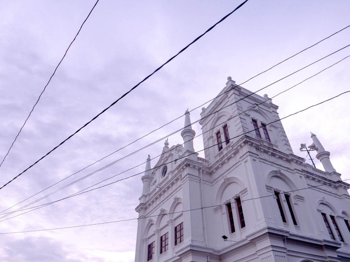 mosquée galle sri lanka