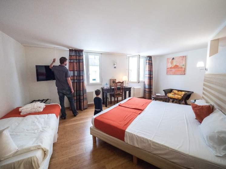 hôtel lesage sarzeau