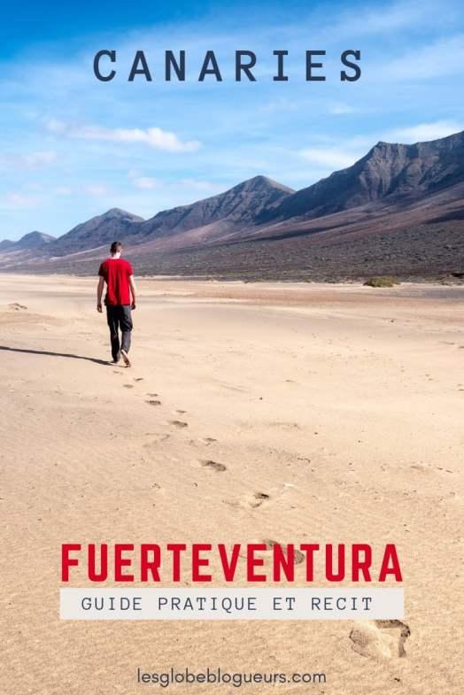 Fuertventura couverture pinterest