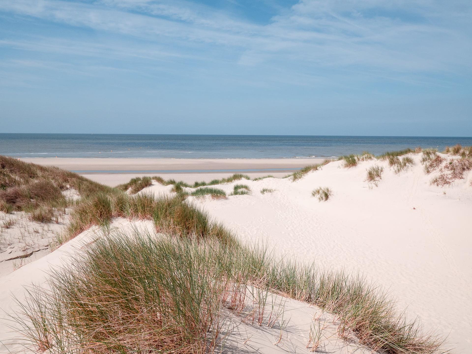 Dunes de Fort Mahon Baie de Somme