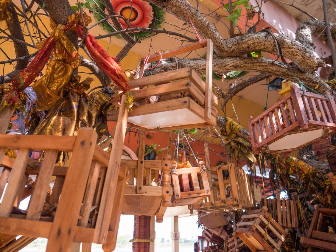 Temple Selva sannithi Murgan Kovil