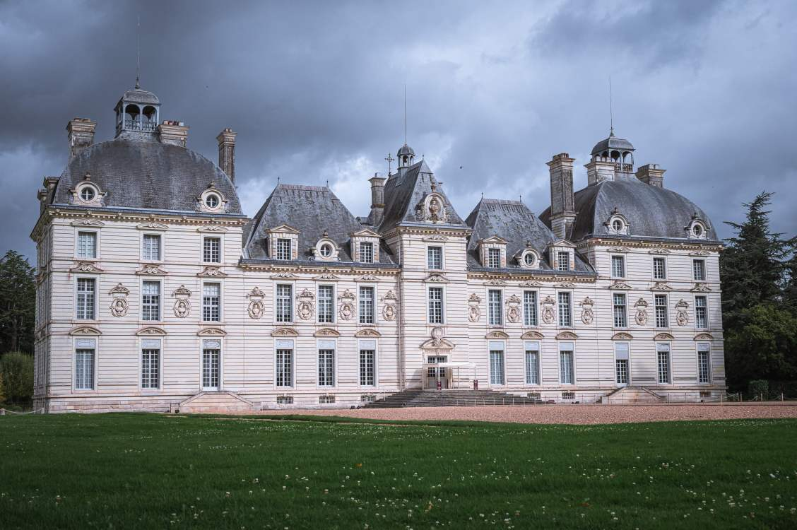 Chateau de Cheverny, un week end en Sologne