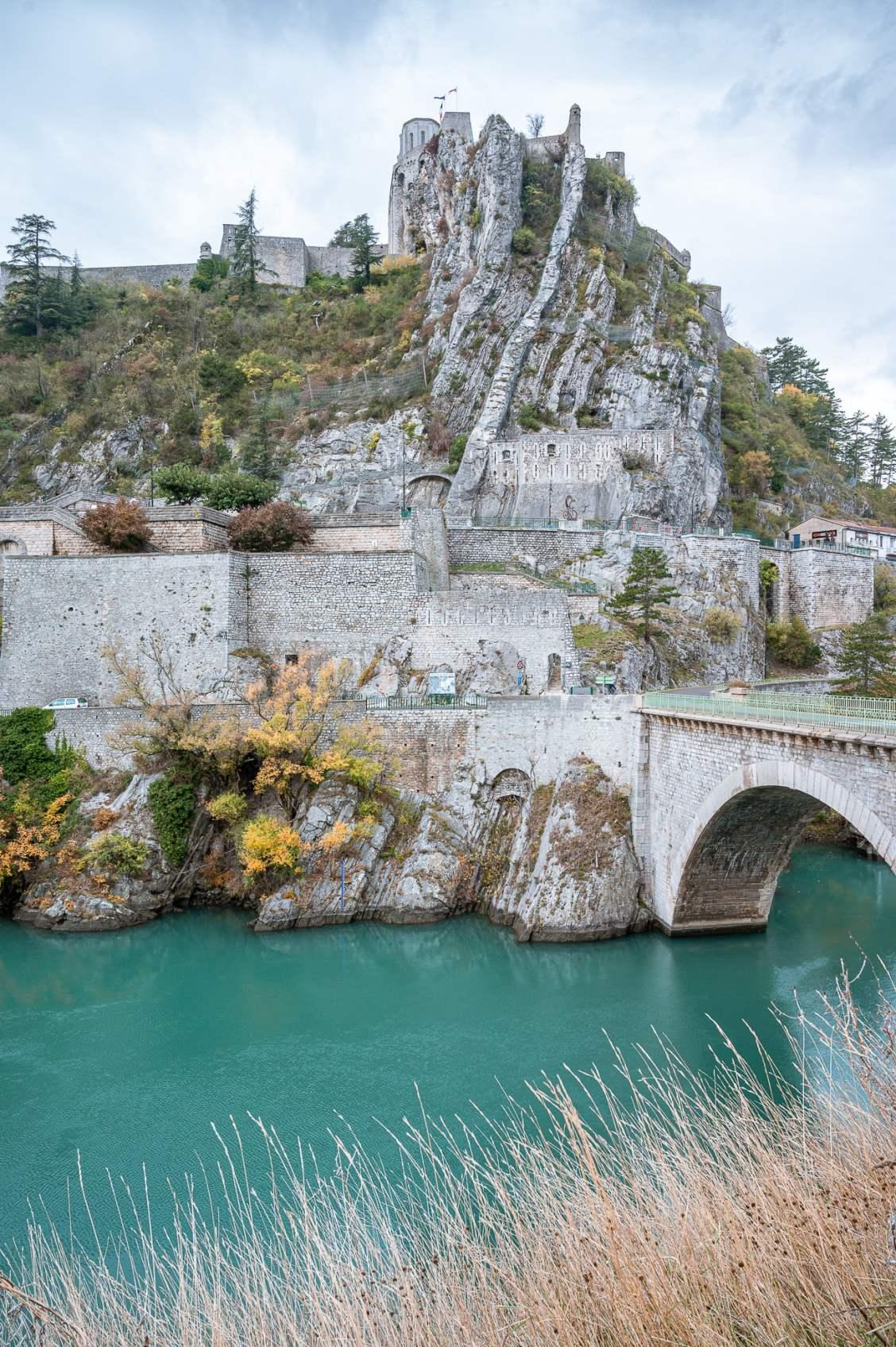 Citadelle de Sisteron, Alpes de Haute provence