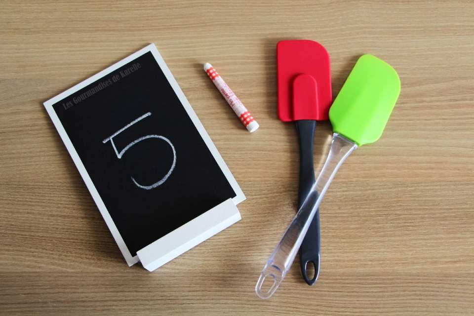 5 - Indispensable en cuisine
