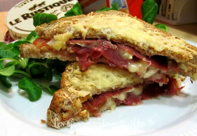 Croque-Monsieur Camembert Coppa LGY