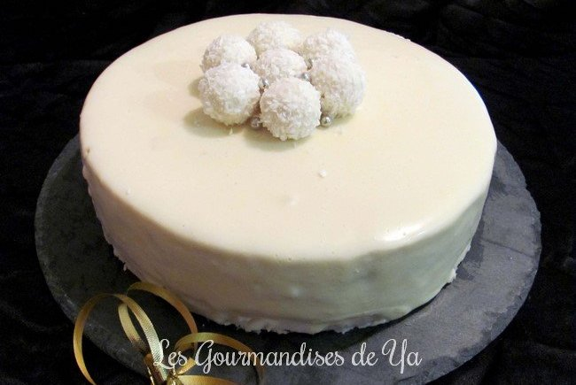 Entremet passion - coco LGY