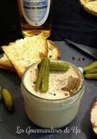 Mousse de foie de canard au Pineau des Charentes