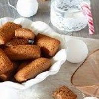 Cuisimiam : Mini Financier Choco cannelle et orange