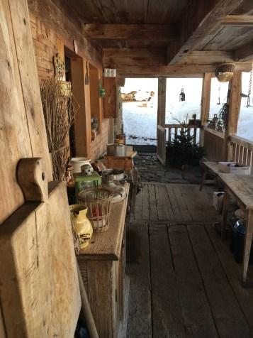 La ferme de Lormay.