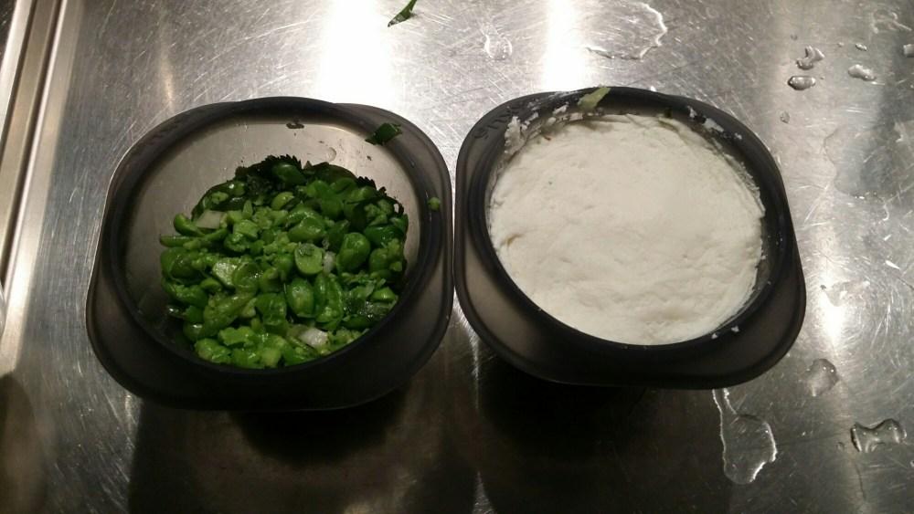 Terminer par une nouvelle couche de fromage. Réserver au moins 2h au frais...