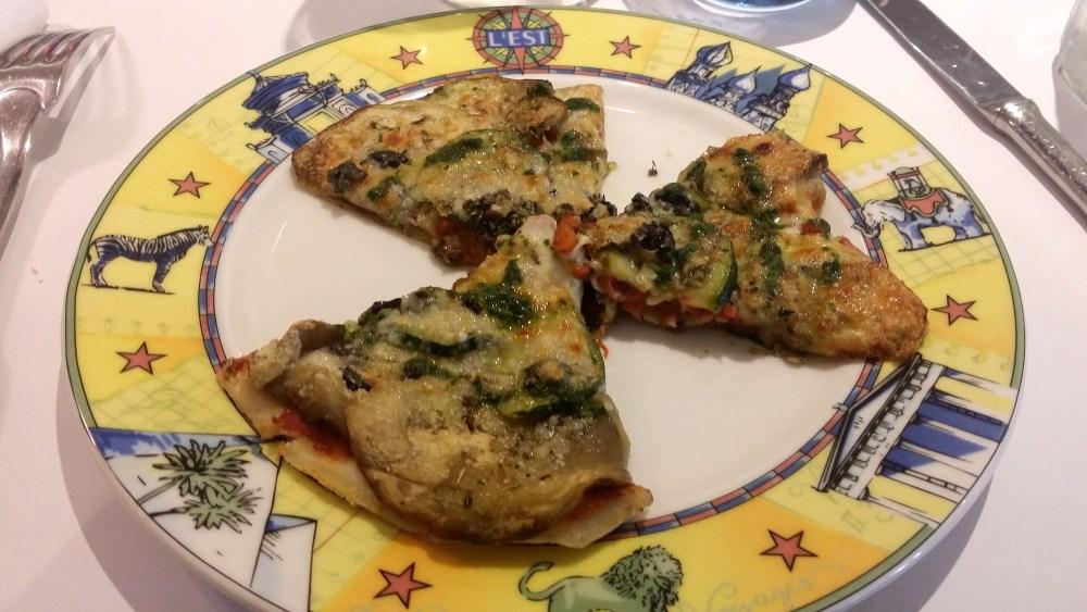 Pizza...apéro..
