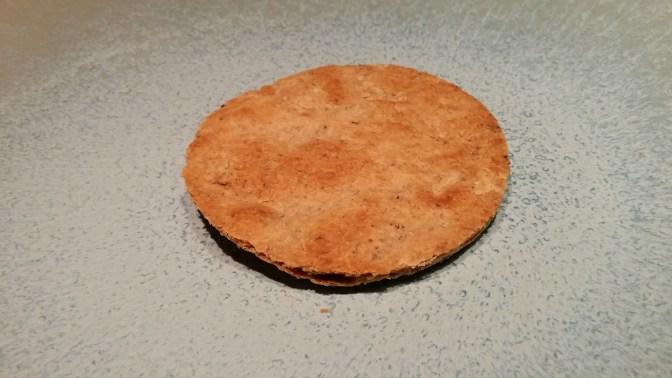 Cercle de pâte sablée aux marrons