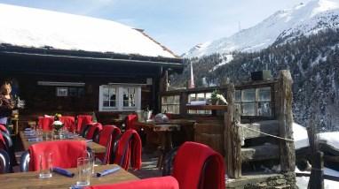 Le restaurant Enzian