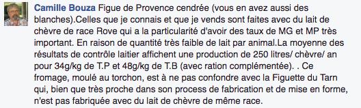 """Camille a dit """"la figue de Provence""""..."""