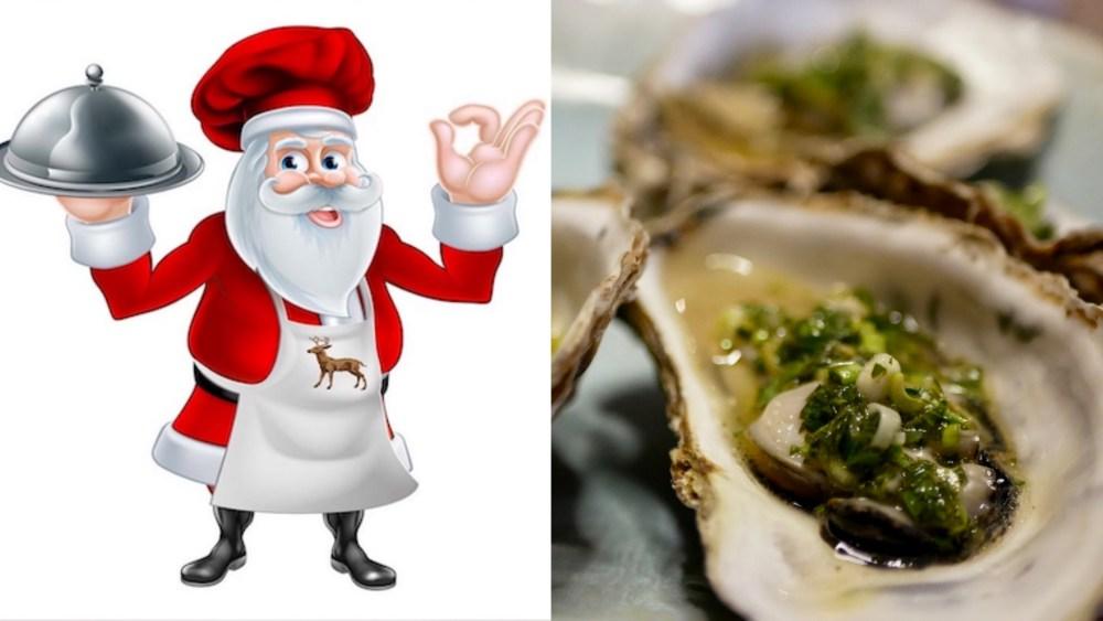 [Oubliez les couteaux..] Chaudes les huîtres!