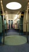 Le métro est impeccable!