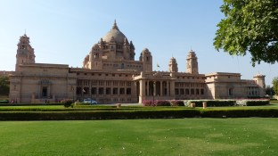 Le palais Umaid Bhawan