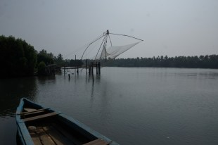 Backwater de Vypin