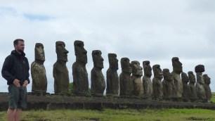 Un 16ème Moai a été découvert!