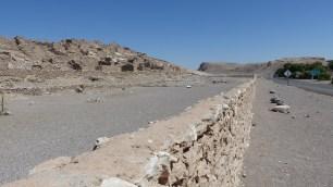 Il s'agit de ruines d'une forteresse indigène