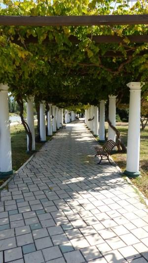 Le coin le plus joli du Parc San Martin