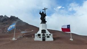 Le Christ Redempteur, symbole de paix entre Chili et Argentine