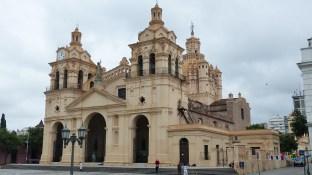 La cathédrale est magnifique