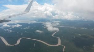 Un fleuve du Brésil!