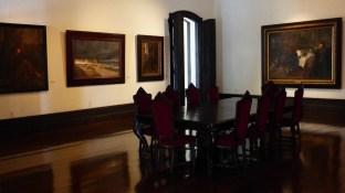 L'intérieur du musée de l'Etat du Para