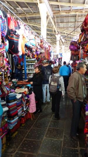 Marché de San Pedro