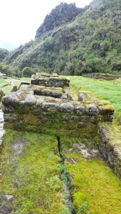Bassins cérémoniels en cascade