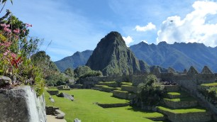 Vue sur le Wayna Picchu