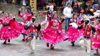 Danses des groupes qui passent