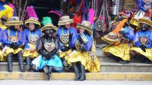 Les costumes sont magnifiques et toujours très colorés