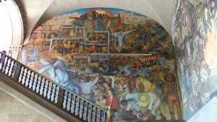 Cette partie relate la période contemporaine au peintre: le début du XXè siècle