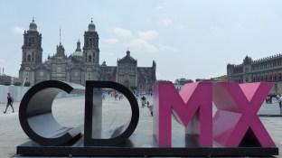 CDMX = Ciudad de Mexico