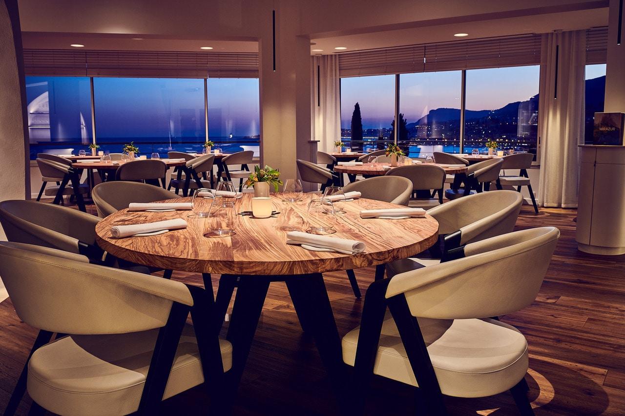 Restaurant Le Mirazur