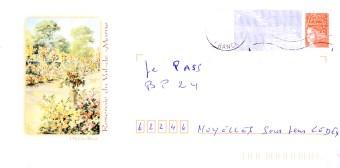 1984v - Enveloppe souvenir_wp