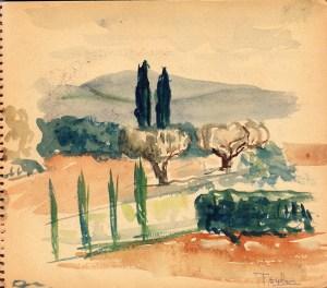 1932 Gravereaux, Robert - Carnet Croissy 11_wp