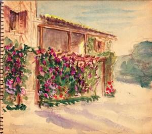 1932 Gravereaux, Robert - Carnet Croissy 12_wp