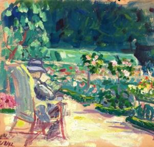 1932 Gravereaux, Robert - Carnet Croissy 23_wp