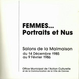 1985-1986 - Femmes Portraits et Nus p001_wp