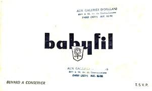 Babyfil, Buvard - G 2-1 recto_wp