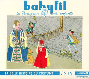 Babyfil, Buvard - S Histoire du costume 02-2 (1530)_wp