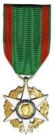 Mérite agricole - Chevalier (médaille)_wp