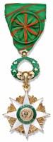 Mérite agricole - Officier (médaille)2_wp