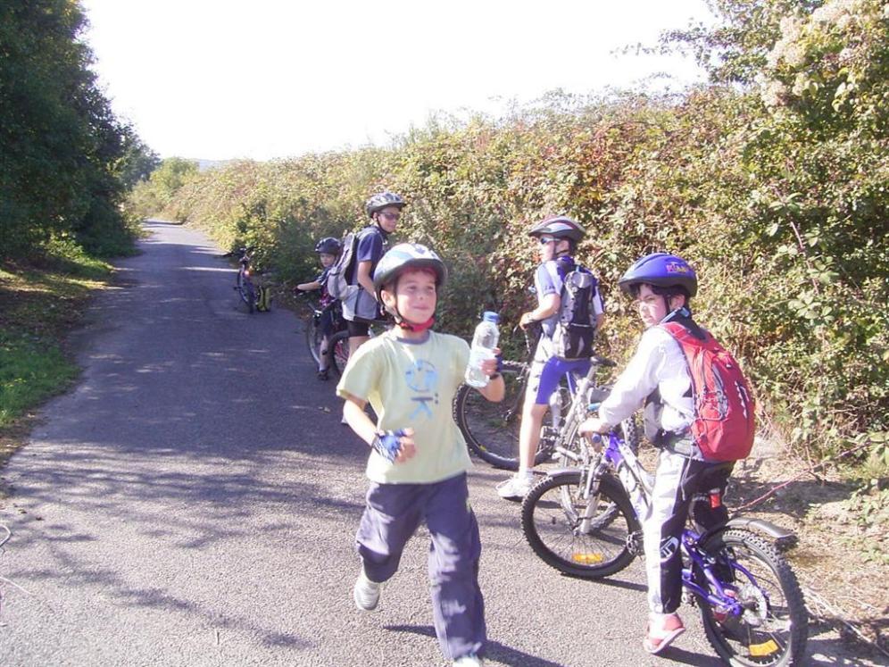 2008 27 septembre école cyclo