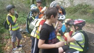 2014-10-11 Ecole Cyclo Geocaching-17