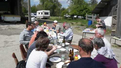 2017-04-23 Weekend club pont d'Ouily (74)